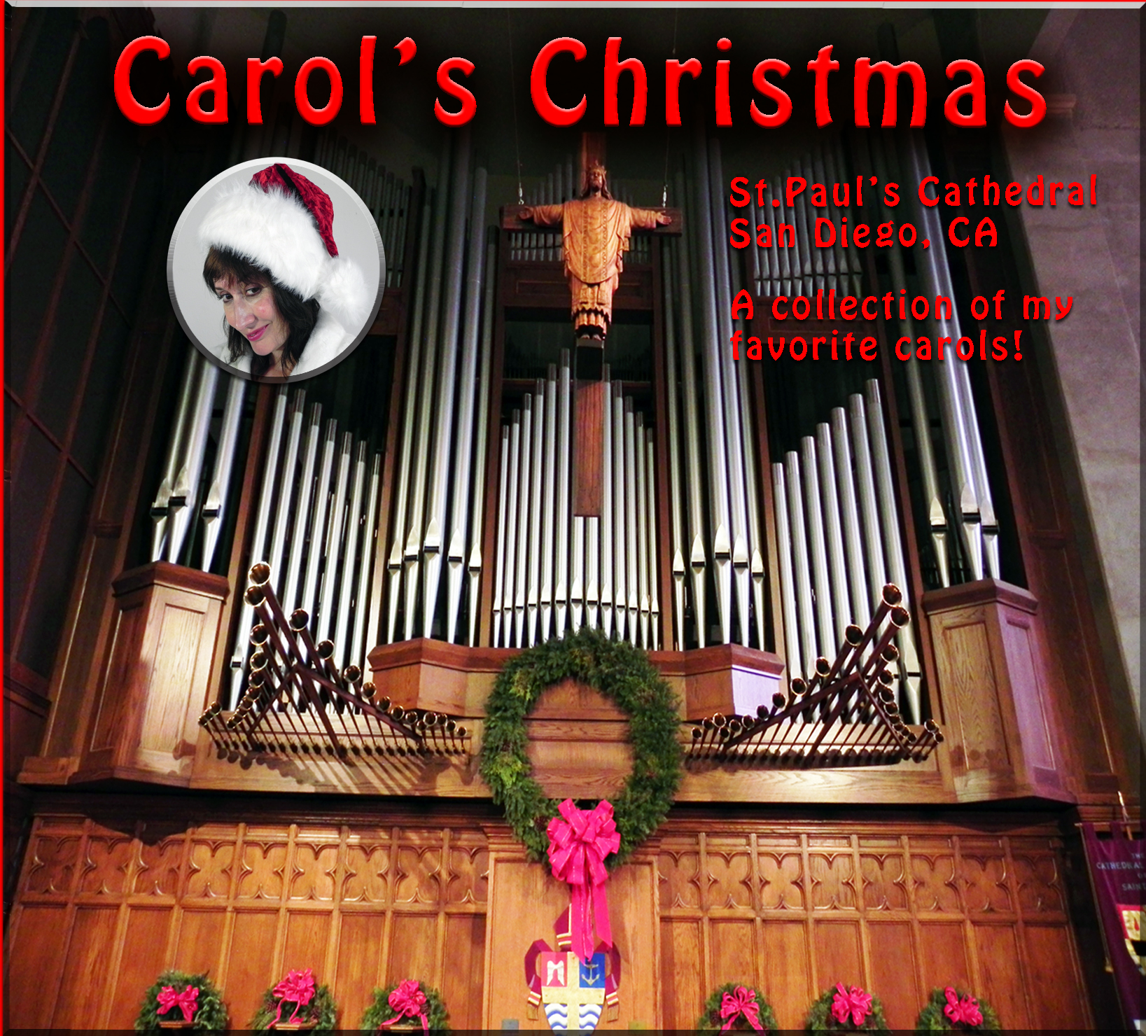 Audio CD Organ Performances Of 27 Traditional And Favorite Christmas Holiday Music For Children Adults Jingle Bells Joy To The World