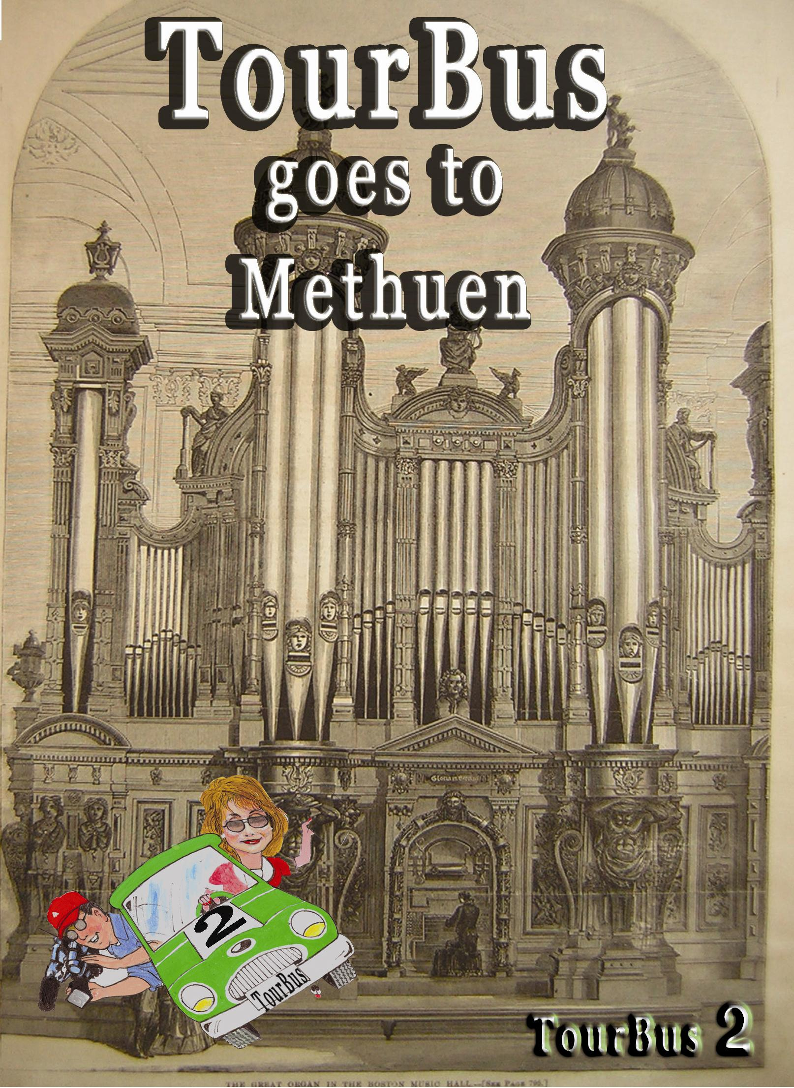 Methuen Music Hall Organ