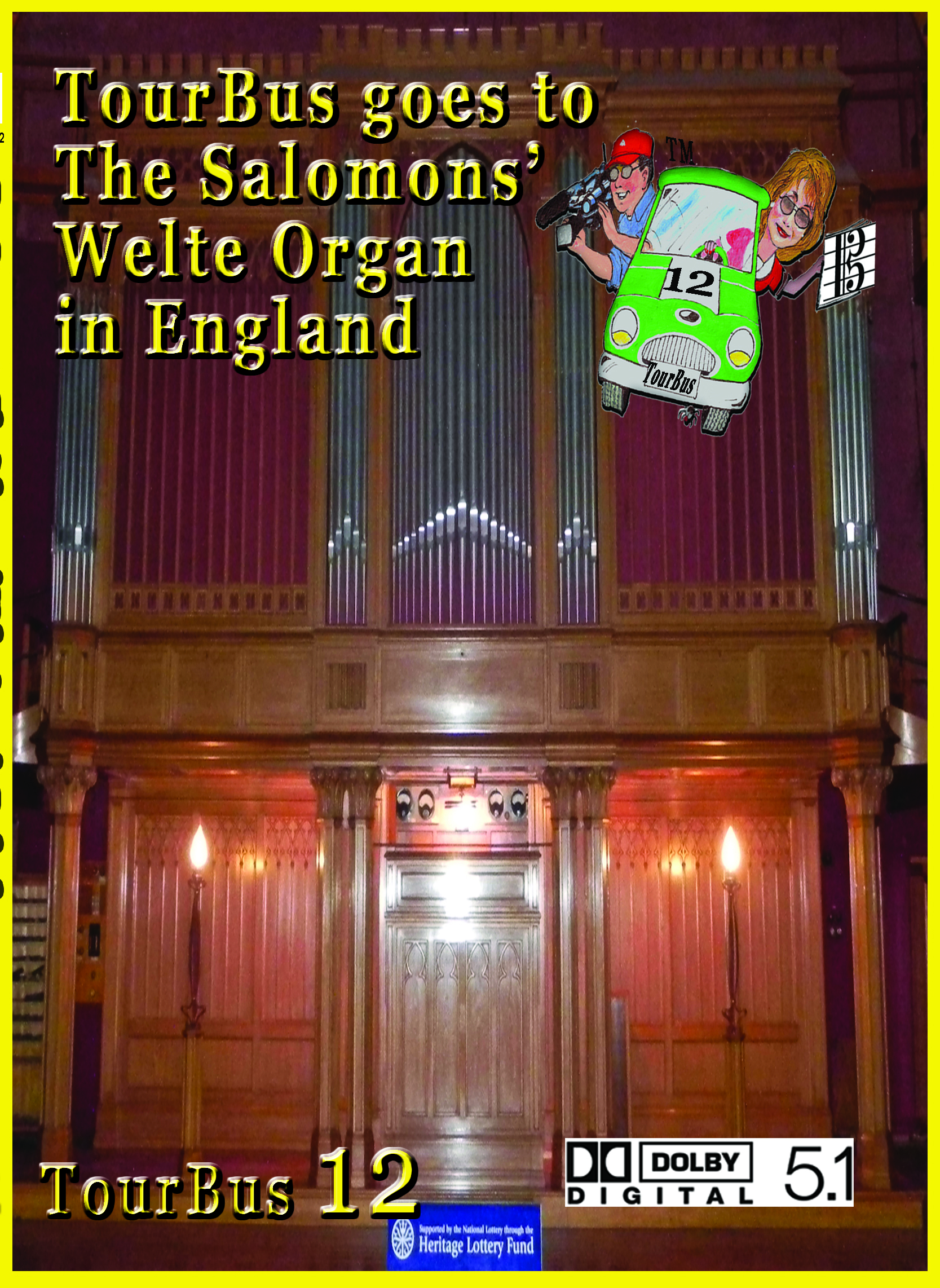 Welte Organ                     with carol williams
