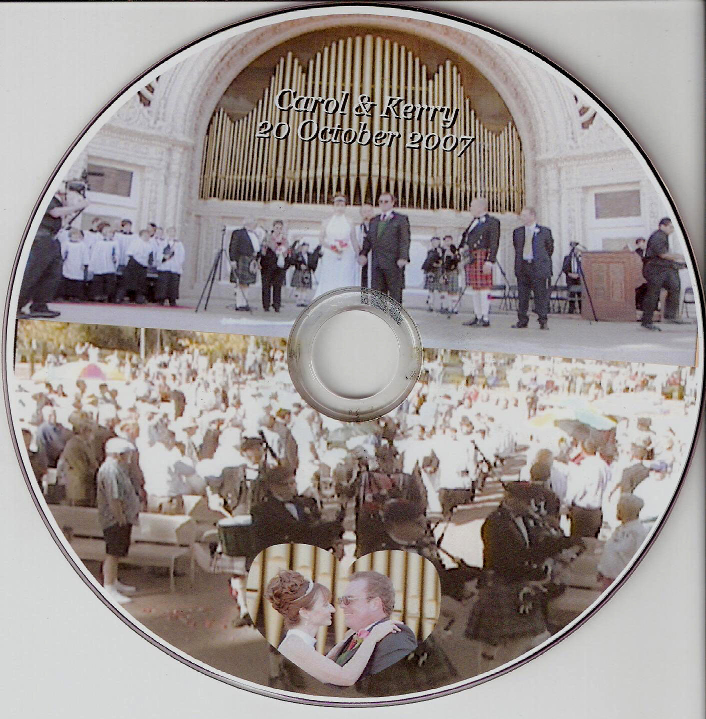 organ music                             CD
