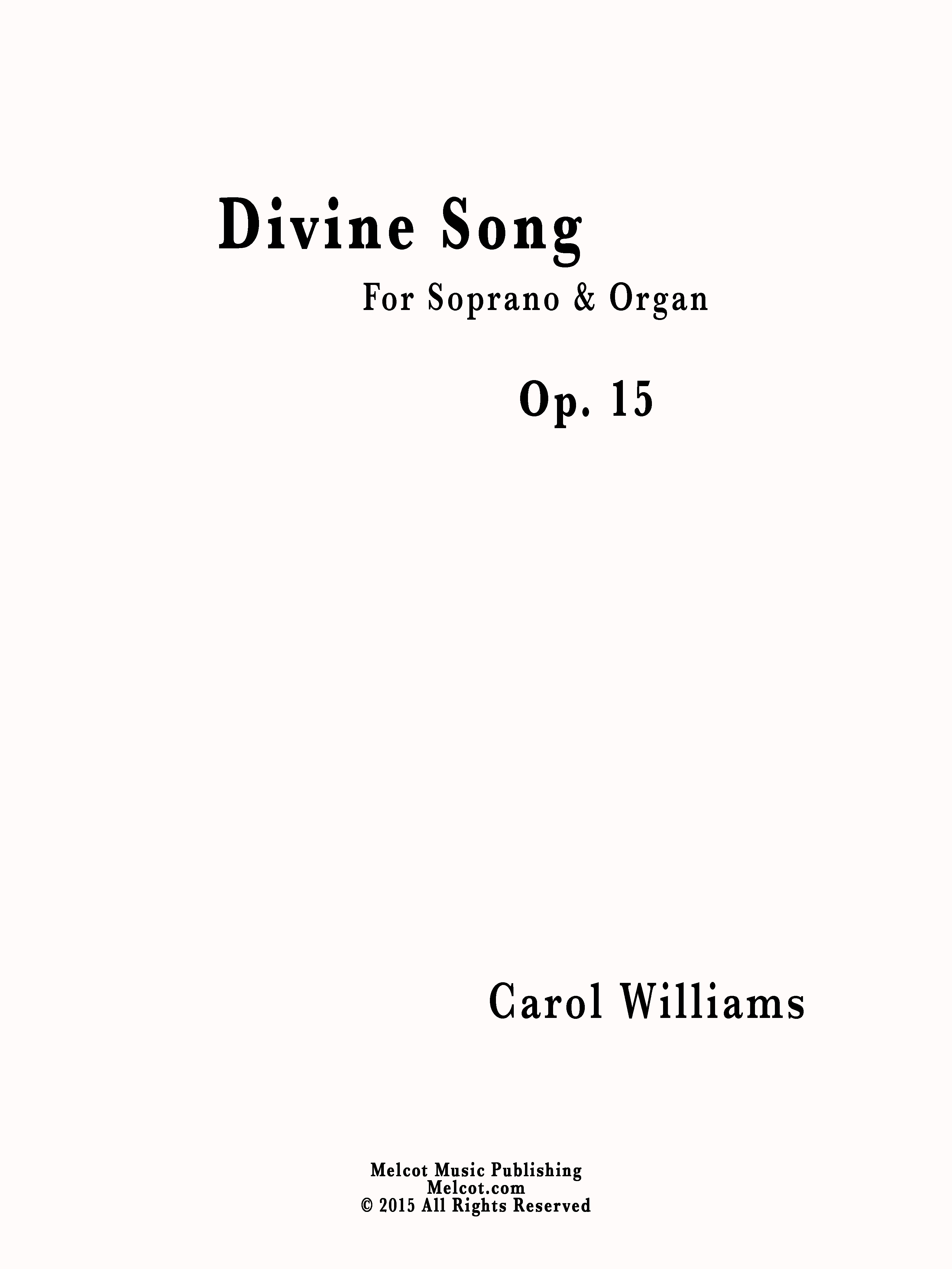 Divine Song