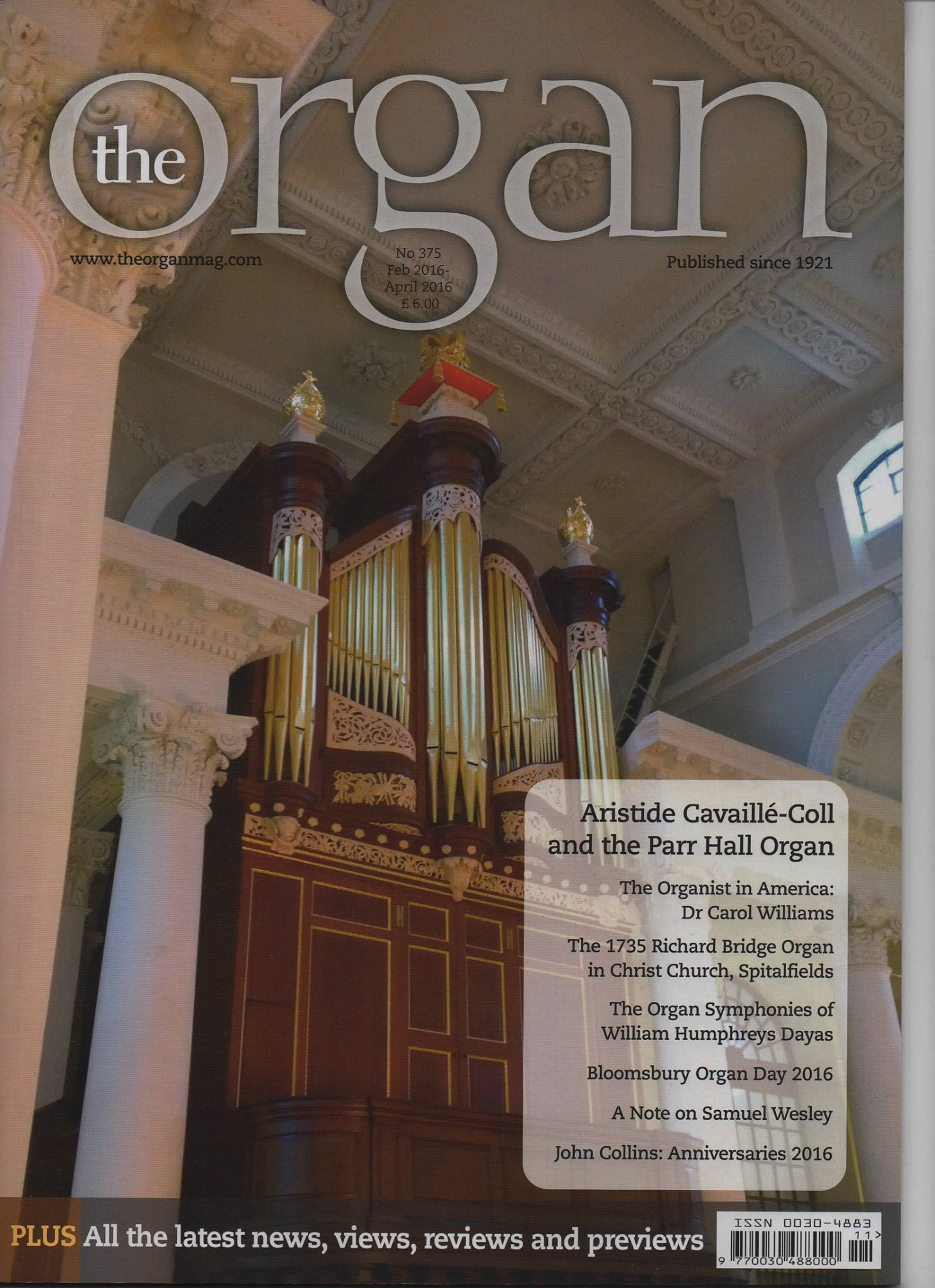 The Organ magazine