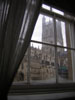 Gloucester Cathedral from our room